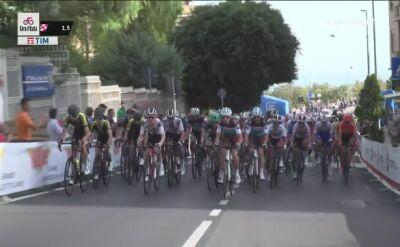 Diego Ulissi wygrał 2. etap Giro d'Italia