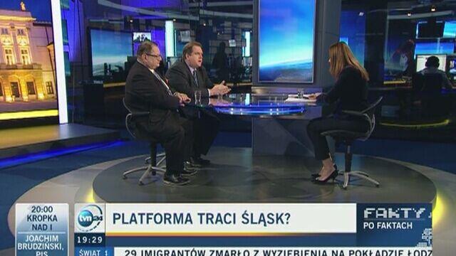 """""""Zabrakło Tuska, w Platformie się sypie"""""""
