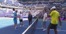 Skrót finału gry podwójnej mężczyzn na US Open