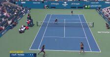 Piłka meczowa dla pary Stosur/Zhang w finale debla w US Open