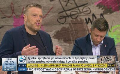"""""""Polacy powinni usłyszeć od was jedno słowo: przepraszam"""""""