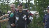 Komendant straży pożarnej o akcji na Pomorzu