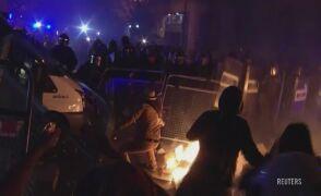 20 tysięcy separatystów starło się z policją
