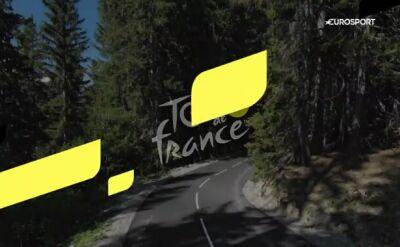 Col de la Loze najwyższym punktem Tour de France w 2020 roku