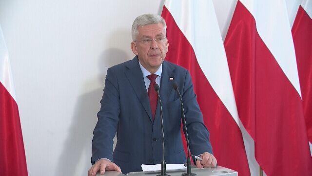 Marszałek Senatu: bylibyśmy w wygodniejszej sytuacji, gdyby Banaś nie został wybrany prezesem NIK