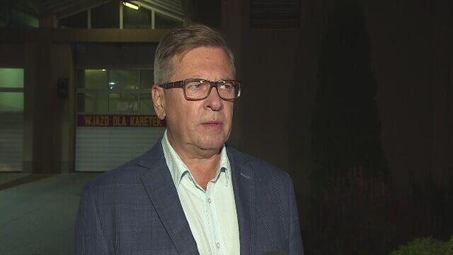 Paweł Gruenpeter o stanie zdrowia Fabio Jakobsena