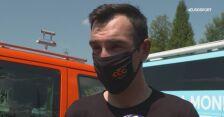 Kamil Gradek zamierza utrzymać koszulkę najlepszego górala