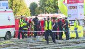 Miejsce fatalnej krasy na finiszu Tour de Pologne