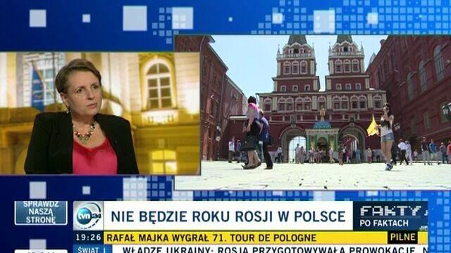 Rok Polski w Rosji odwołany