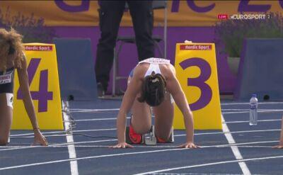 Bezkonkurencyjna Ewa Swoboda młodzieżową mistrzynią Europy