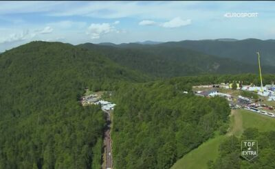 Planche des Belles Filles - oto ostatnie wyzwanie na 6. etapie Tour de France