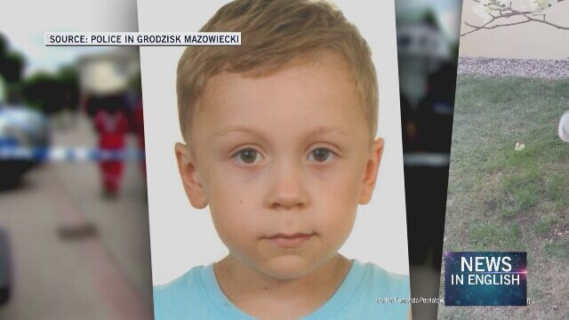 The search for the missing 5-year-old boy has been going on for a week now (video from July 12)