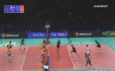 Canarinhos ograli Irańczyków i zagrają w półfinale Ligi Narodów
