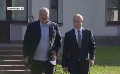 Białoruś nie wejdzie w skład Rosji - oświadczył Alaksandr Łukaszenka