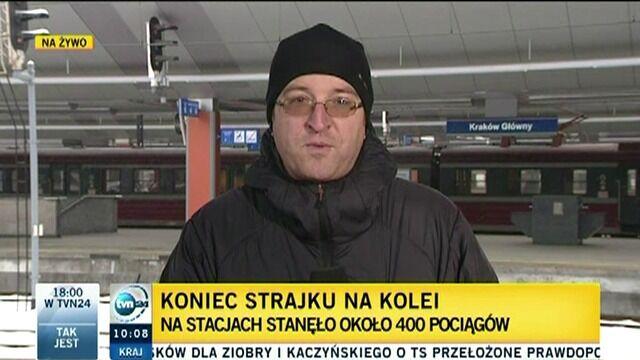 Jak strajk przebiegł w Małopolsce?