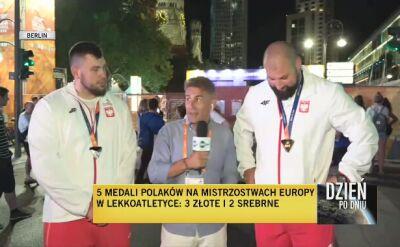 Haratyk i Bukowiecki odebrali medale