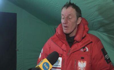 Urubko: to była moja szansa na zdobycie szczytu