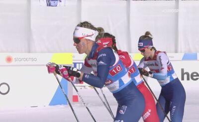 Kowalczyk i Skinder w finale sprintu drużynowego
