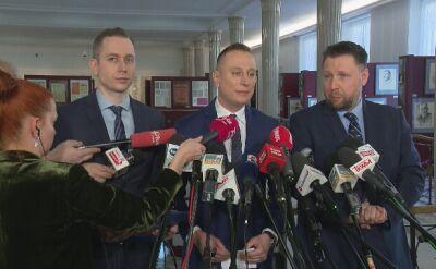 Kierwiński o sprawie kierowcy Macierewicza: złożymy doniesienie do prokuratury