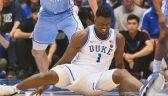 Zion Williamson skręcił kolano w meczu UNC - Duke