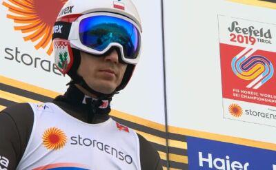 Kamil Stoch wygrał środowy trening