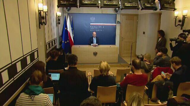 """""""Szwecja jest otwarta do rozmowy"""". Wiceszef MSZ spotkał się z ambasadorem Szwecji"""