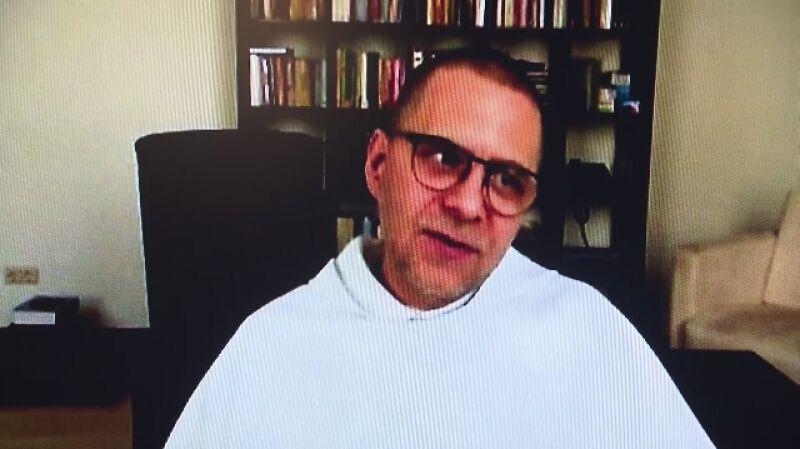 o. Paweł Gużyński: tonący emigranci nie przerażali nas tak, jak wizja własnej śmierci