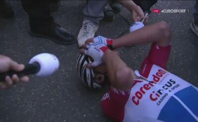 Co za finisz! Sensacyjny zwycięzca Amstel Gold Race
