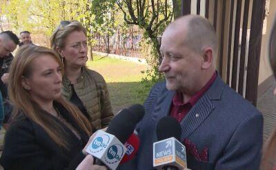 Sławomir Wittkowicz: chcemy też się dowiedzieć jak wygląda kwestia ewentualnych mediacji
