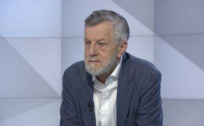 Zybertowicz o Piotrowiczu: wołałbym, żeby PiS dysponowało mniej kontrowersyjnymi postaciami