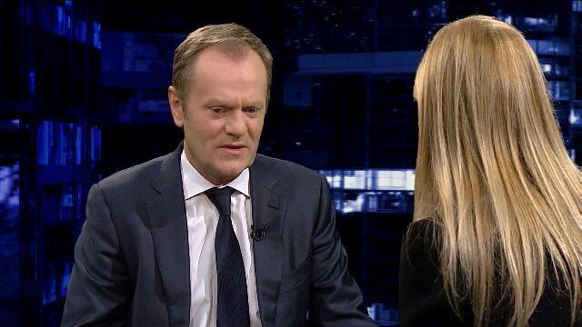 Czy Tusk chce po raz trzeci być premierem?