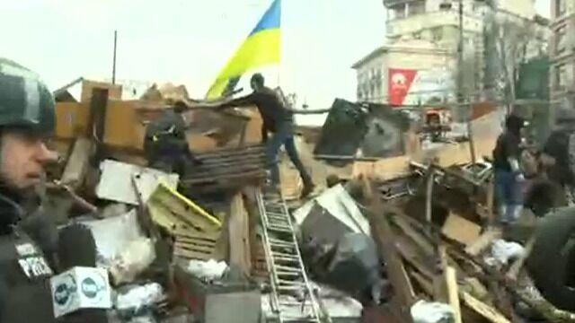 Reporter TVN24: Wszyscy szykują się na szturm