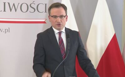 """Ziobro zwolni wiceministrów, """"jeśli premier zwróci się do niego"""""""