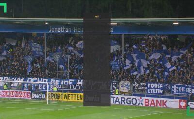 Skrót meczu Darmstadt - Karlsruhe