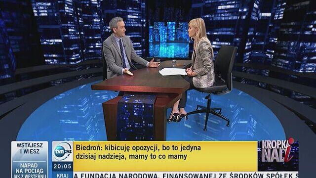 Biedroń: w Słupsku przez trzy lata zostanie zwolnionych co najmniej 80 nauczycieli