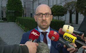 Łapiński: wszystkie kluby podkreślały, że wymiar sprawiedliwości potrzebuje reformy