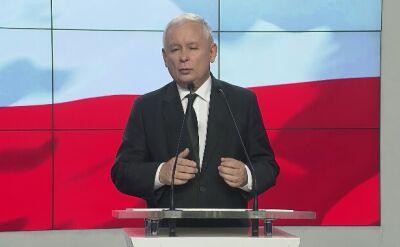 Kaczyński: władza jest demokratyczna, będą się odbywały normalne wybory