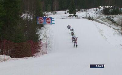 Pellegrino triumfował w sprincie w Lillehammer