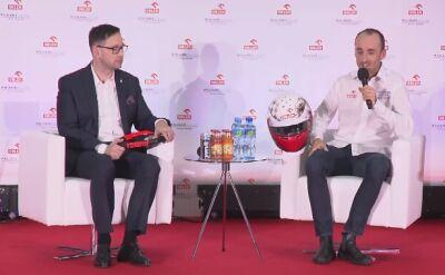 Kubica: mam nadzieję, że nowy bolid będzie dużo lepszy