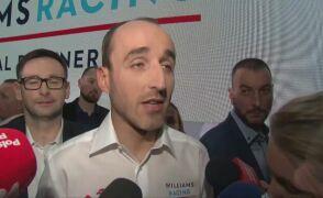 Kubica mówi o polskich kibicach i ew. filmie o jego karierze