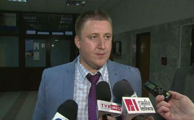 Były poseł Mariusz Antoni K. nie trafi do aresztu