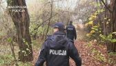 Policjanci kontrolują pustostany