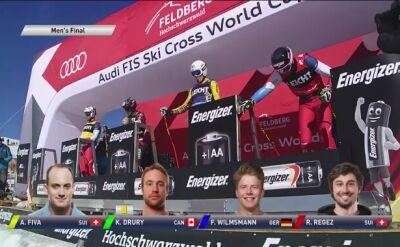 Regez wygrał zawody ski crossa w Feldbergu