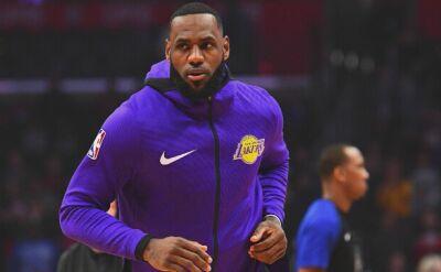 LeBron James jest najlepiej zarabiającym koszykarzem NBA