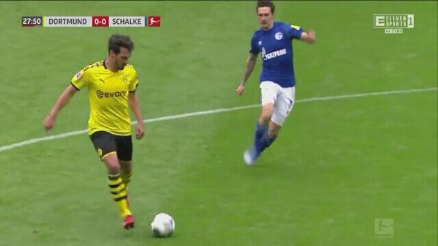 Borussia - Schalke 4:0. Gole z hitu Bundesligi