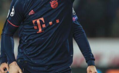 Crvena Zvezda  - Bayern. Cztery gole Lewandowskiego