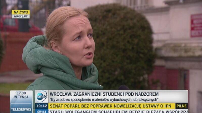 Uniwersytet Medycznym we Wrocławiu: zagraniczni studenci pod nadzorem