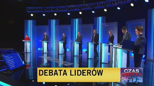 Uczestnicy debaty odpowiedzieli na pytanie o system zdrowia