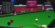 Robertson pokonał Bingtao w czwartym frejmie meczu turnieju Masters