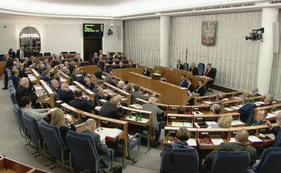 Senat przyjął bez poprawek nowelizację ustawy o Sądzie Najwyższym